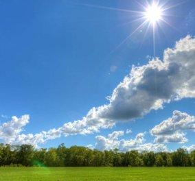 Μύρισε… καλοκαίρι - Έως τους 27 βαθμούς η θερμοκρασία σήμερα - Κυρίως Φωτογραφία - Gallery - Video