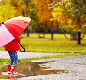 Αναποφάσιστος καιρός: Βροχές σήμερα - καλοκαιράκι το Σαββατοκύριακο - Κυρίως Φωτογραφία - Gallery - Video