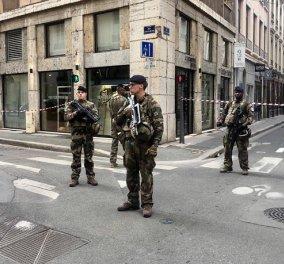 Καμία ανάληψη ευθύνης για τη βομβιστική επίθεση στη Λυών - Νοσηλεύονται ακόμα 3 τραυματίες - Κυρίως Φωτογραφία - Gallery - Video