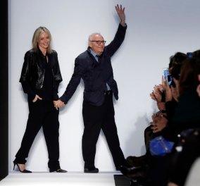 Πέθανε ο διάσημος σχεδιαστής μόδας Max Azria (βίντεο) - Κυρίως Φωτογραφία - Gallery - Video