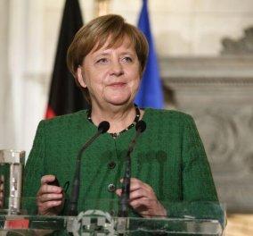 Ευρωεκλογές 2019 στην Γερμανία: Πτώση για το κόμμα της Μέρκελ - Κερδισμένοι οι πράσινοι  - Κυρίως Φωτογραφία - Gallery - Video