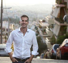 Eirinika - Εκλογές: Κώστας Μπακογιάννης: Οι Αθηναίοι να ξανακερδίσουν τη γειτονιά τους - Έτσι θα σηκώσουμε την Αθήνα Ψηλά - Κυρίως Φωτογραφία - Gallery - Video