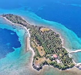 Βίντεο ημέρας: Αυτό είναι το περίεργο νησί «κιθάρα» που ερωτεύτηκαν οι Beatles - Μόλις μια ώρα από την Αθήνα - Κυρίως Φωτογραφία - Gallery - Video