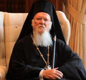 Έφτασε στην Αθήνα ο Οικ. Πατριάρχης – Συνάντηση στις 6 με τον Αρχιεπίσκοπο Αθηνών (φωτό) - Κυρίως Φωτογραφία - Gallery - Video