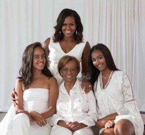 Το συγκινητικό post της Μισέλ Ομπάμα για την δική της μητέρα! (φωτό) - Κυρίως Φωτογραφία - Gallery - Video