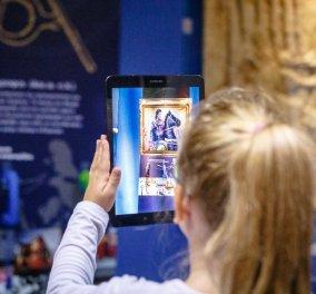 Διεθνής Ημέρα Μουσείων: Διαδραστικές εμπειρίες στο Μουσείο Τηλεπικοινωνιών του Ομίλου ΟΤΕ - Κυρίως Φωτογραφία - Gallery - Video
