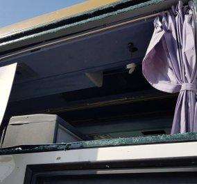 Έκρηξη σε λεωφορείο στην Αίγυπτο - Τουλάχιστον 17 τραυματίες (φωτό) - Κυρίως Φωτογραφία - Gallery - Video