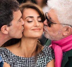Κάννες 2019: Οι Ισπανοί έκαναν την διαφορά – Penelope Cruz, Antonio Banderas & Pedro Almodovar αγκαλιές & φιλιά (φωτό-βίντεο) - Κυρίως Φωτογραφία - Gallery - Video