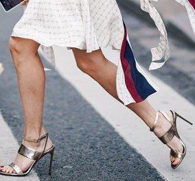 Το καλοκαίρι φτάνει… Ιδού τα 4 «χρυσά» Tips για πόδια έτοιμα για πέδιλα! - Κυρίως Φωτογραφία - Gallery - Video