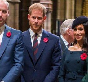 Γιατί ο Χάρι και η Μέγκαν έκαναν unfollow την Κέιτ Μίντλεντον και τον πρίγκιπα Ουίλιαμ από το Instagram; - Τι συμβαίνει; - Κυρίως Φωτογραφία - Gallery - Video