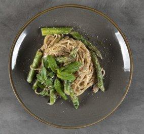 Άκης Πετρετζίκης: Healthy μακαρονάδα με σπαράγγια - Απίστευτο πιάτο υψηλό σε πρωτεΐνη - Κυρίως Φωτογραφία - Gallery - Video
