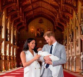 Στις τάξεις των διάσημων... Άρτσι μπαίνει το νέο βασιλικό βρέφος!  - Κυρίως Φωτογραφία - Gallery - Video