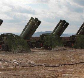 ΝΑΤΟ: Ανησυχία για τις επιπτώσεις που μπορεί να έχει η απόκτηση των S-400 από την Άγκυρα - Κυρίως Φωτογραφία - Gallery - Video