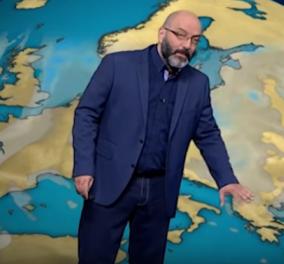 Δεν παλεύεται ο καιρός: Ο Σάκης Αρναούτογλου βλέπει χιονοπτώσεις & καταιγίδες στην καρδιά του Μαΐου - Κυρίως Φωτογραφία - Gallery - Video
