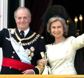 Πρώην Βασιλιάς & Βασίλισσα της Ισπανίας: η ειρήνη μετά τις εξωσυζυγικές περιπέτειες, γέλια, μυστικά & αγαπούλες (φώτο) - Κυρίως Φωτογραφία - Gallery - Video