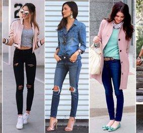 60 τέλειοι συνδυασμοί με τζιν παντελόνι για stylish καθημερινές ή βραδινές εμφανίσεις  - Κυρίως Φωτογραφία - Gallery - Video