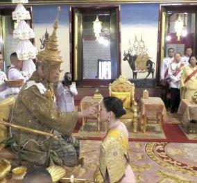 Ταϊλανδη: Ξεκίνησε η φαντασμαγορική τελετή της επίσημης στέψης του βασιλιά Μάχα Βατζιραλονγκόρν (φώτο-βίντεο) - Κυρίως Φωτογραφία - Gallery - Video