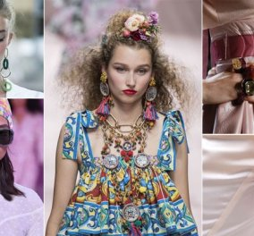Αυτές είναι οι 19 πιο hot τάσεις στα αξεσουάρ για την Άνοιξη / Καλοκαίρι 2019 απευθείας από τους κορυφαίους Οίκους Μόδας παγκοσμίως  - Κυρίως Φωτογραφία - Gallery - Video