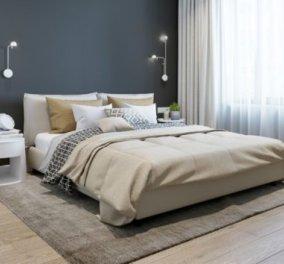 Αναρωτιέστε ποιο είναι το ιδανικό χρώμα για κάθε δωμάτιο του σπιτιού σας; Ο Σπύρος Σούλης έχει την απάντηση! - Κυρίως Φωτογραφία - Gallery - Video
