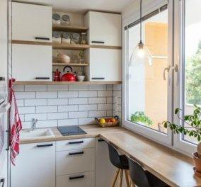 Μικροσκοπική Κουζίνα; Ο Σπύρος Σούλης προτείνει έπιπλα που θα Λύσουν το Πρόβλημα της Έλλειψης Χώρου! - Κυρίως Φωτογραφία - Gallery - Video