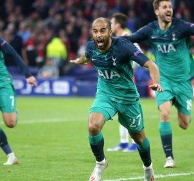 Το καλύτερο Champions League της δεκαετίας; Νέα σούπερ-ανατροπή στο Άγιαξ-Τότεναμ και τα «σπιρούνια» στον τελικό! - Κυρίως Φωτογραφία - Gallery - Video