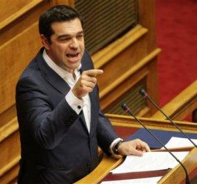 Απευθείας η ομιλία του Αλέξη Τσίπρα για τη ψήφο εμπιστοσύνης στη κυβέρνηση - Κυρίως Φωτογραφία - Gallery - Video