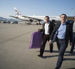 """Αλέξης Τσίπρας: """"Ολοκληρώνονται τα έργα του αεροδρομίου Ιωαννίνων"""" - Κυρίως Φωτογραφία - Gallery - Video"""