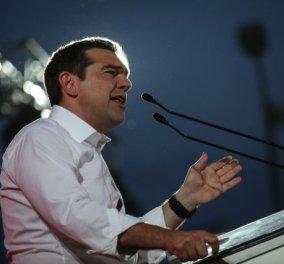 Αλέξης Τσίπρας στην ΕΡΤ: ''Η χώρα θα μπει σε περιπέτειες αν χάσει ο ΣΥΡΙΖΑ'' (βίντεο) - Κυρίως Φωτογραφία - Gallery - Video