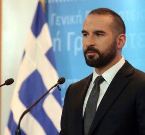 Δριμεία επίθεση στη ΝΔ και τον Κυριάκο Μητσοτάκη εξαπέλυσε ο Δημήτρης Τζανακόπουλος - Κυρίως Φωτογραφία - Gallery - Video