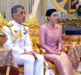 Ταϊλάνδη: Ο βασιλιάς παντρεύτηκε την στρατηγό Σουτίντα – 4ος γάμος για τον 66χρονο μονάρχη (φωτό) - Κυρίως Φωτογραφία - Gallery - Video