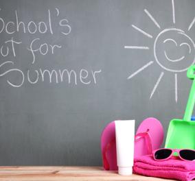 Δείτε πότε κλείνουν τα σχολεία για καλοκαίρι - Έτοιμοι οι μαθητές για τις θερινές διακοπές!  - Κυρίως Φωτογραφία - Gallery - Video