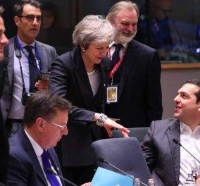 Βρυξέλλες: Οι ηγέτες των ''28'' επιλέγουν τον επόμενο ''Γιούνκερ'' για πρόεδρο της Κομισιόν - Κυρίως Φωτογραφία - Gallery - Video