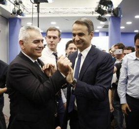 Στις Βρυξέλλες για την σύνοδο κορυφής του ΕΛΚ ο Κυριάκος Μητσοτάκης - Κυρίως Φωτογραφία - Gallery - Video