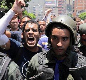 Ο Δημήτρης Καιρίδης γράφει: Βενεζουέλα - Μια δυστυχισμένη χώρα - - Κυρίως Φωτογραφία - Gallery - Video