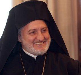 Ελπιδοφόρος: Πορεύομαι προς τις ΗΠΑ ως ο αρχιεπίσκοπος όλων των Ελλήνων - Κυρίως Φωτογραφία - Gallery - Video
