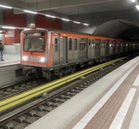 Ταλαιπωρία για το επιβατικό κοινό σήμερα με στάσεις εργασίας σε Μετρό, Ηλεκτρικό και Τραμ - Κυρίως Φωτογραφία - Gallery - Video