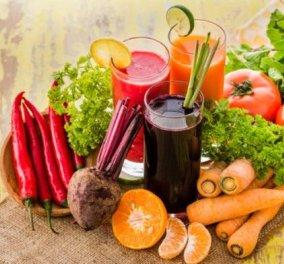 Πήρες κιλά το Πάσχα: Ένα εύκολο διατροφικό μενού 3 ημερών θα αποτοξινώσει τον οργανισμό - Κυρίως Φωτογραφία - Gallery - Video