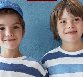 Τον λένε Patrick και είναι το πρώτο μοντέλο για παιδιά με σύνδρομο Down – Δείτε τον χαριτωμένο 11χρονο (φωτό)  - Κυρίως Φωτογραφία - Gallery - Video