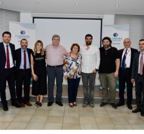 ΕΛΠΕ: Ολοκληρώθηκε η απόκτηση της Blue Circle στην Κύπρο - Κυρίως Φωτογραφία - Gallery - Video