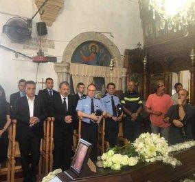 """Κύπρος: Θρήνος στο """"τελευταίο αντίο"""" στη Λίβια & την κορούλα της Έλενα - Τα δύο πρώτα θύματα του serial killer (φώτο)  - Κυρίως Φωτογραφία - Gallery - Video"""