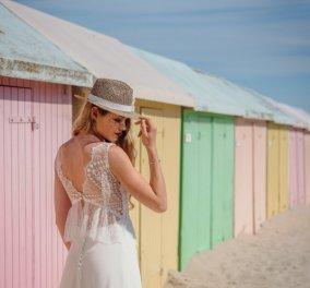 22 ψάθινα καλοκαιρινά καπέλα για το φετινό καλοκαίρι - Τα προτείνουν οι Γαλλίδες fashion editors (φώτο)  - Κυρίως Φωτογραφία - Gallery - Video