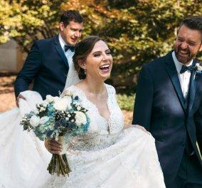 Story of the day: Όταν ήταν μικρά έπασχαν από καρκίνο - Έγιναν τότε φιλαράκια & χρόνια μετά υγιείς πια παντρεύτηκαν (φώτο)  - Κυρίως Φωτογραφία - Gallery - Video