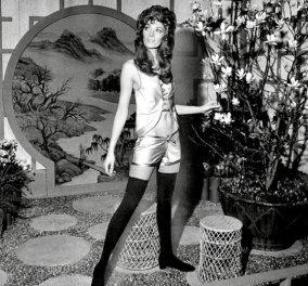 Hot Pants: Vintage φωτογραφίες από την πιο προκλητική μόδα της δεκαετίας του 60  - Κυρίως Φωτογραφία - Gallery - Video
