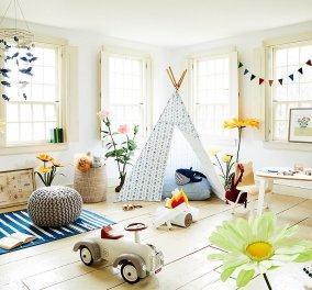 Έχετε παιδιά; - Αυτά τα 20+ playrooms θα σας λύσουν τα χέρια - Πως θα απασχολήσετε τα μικρά σας! - Κυρίως Φωτογραφία - Gallery - Video