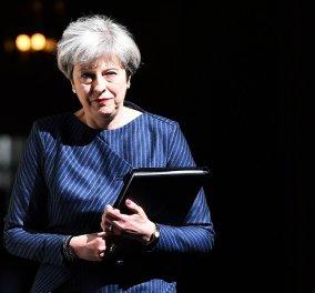 «Τίτλοι τέλους» σήμερα για την Τερέζα Μέι - Μία διαδρομή σημαδεμένη από το Brexit - Κυρίως Φωτογραφία - Gallery - Video