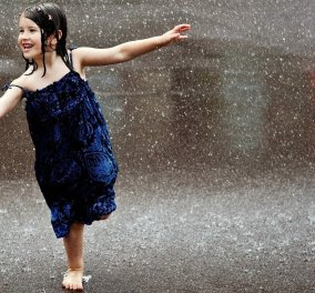 Tο καλοκαίρι μας ξέχασε: Άστατος o καιρός και σήμερα, Τετάρτη - Βροχές, καταιγίδες, χαλάζι και… υψηλές θερμοκρασίες - Κυρίως Φωτογραφία - Gallery - Video