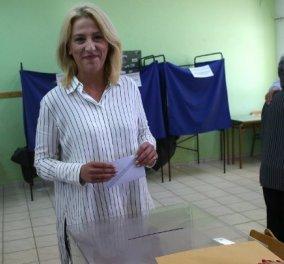 """Ρένα Δούρου: """"Στείλαμε το μήνυμα- Τώρα ψηφίζουμε για να εκλέξουμε δήμαρχο & περιφερειάρχη"""" (βίντεο) - Κυρίως Φωτογραφία - Gallery - Video"""