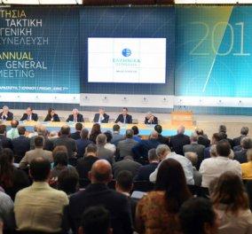 ΕΛΠΕ: Ιστορικά ρεκόρ παρουσίασε ο Ευστάθιος Τσοτσορός στην ετήσια γενική συνέλευση των μετόχων  - Κυρίως Φωτογραφία - Gallery - Video