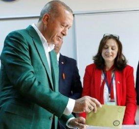 """Τουρκία: Άνοιξαν οι κάλπες για τις κρίσιμες επαναληπτικές δημοτικές εκλογές - Σημαντικό για τον Ερντογάν να """"κερδίσει"""" την Κωνσταντινούπολη - Κυρίως Φωτογραφία - Gallery - Video"""