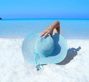 """Καιρός: Κυριακή στην παραλία - Στο """"κόκκινο"""" η θερμοκρασία & σήμερα - Που αναμένονται βροχές - Κυρίως Φωτογραφία - Gallery - Video"""